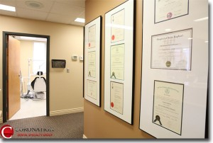 Woodstock Ontario, Coronation Dental Specialty Group, Qualifications & Diplomas